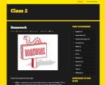 Class2Blog