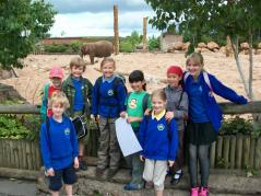 Trip: Chester Zoo