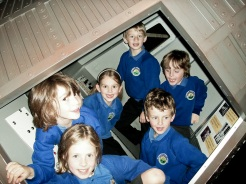 How many children can you fit in a capsule?