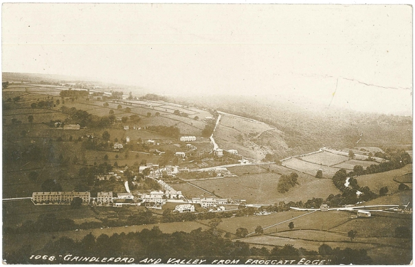 Grindleford Postcard (Small)